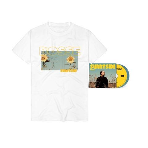 Sunnyside (Ltd. Deluxe 2CD + Sunnyside Foto T-Shirt) by Bosse - Deluxe 2CD + T-Shirt - shop now at Bosse store