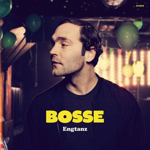 √Engtanz (LP Incl.MP3 Code) von Bosse - LP jetzt im Bosse Shop