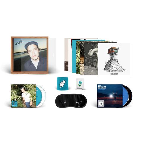 √Alles Ist Jetzt (Limited Box) von Bosse - LP jetzt im Bosse Shop