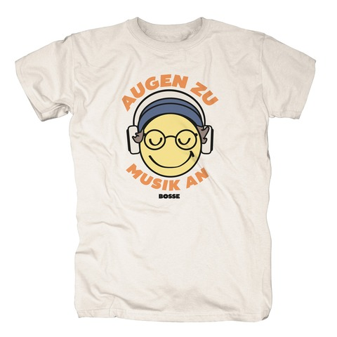 √Musik an von Bosse - T-Shirt jetzt im Bosse Shop