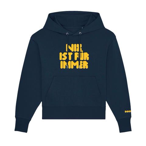 √Nix Ist Für Immer von Bosse - Hood sweater jetzt im Bosse Shop