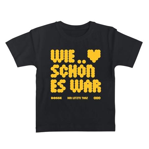 √Wie schön es war von Bosse - Kids Shirt jetzt im Bosse Shop