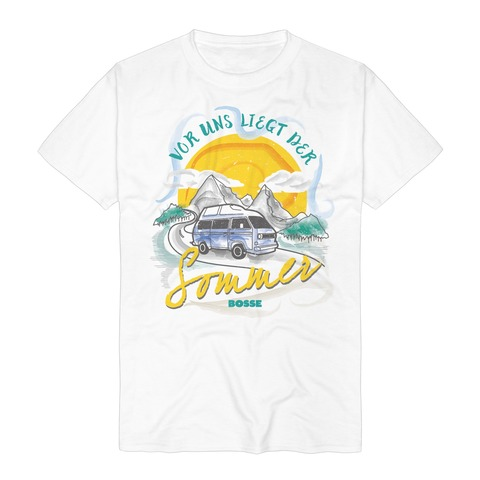 Der Sommer by Bosse - t-shirt - shop now at Bosse store