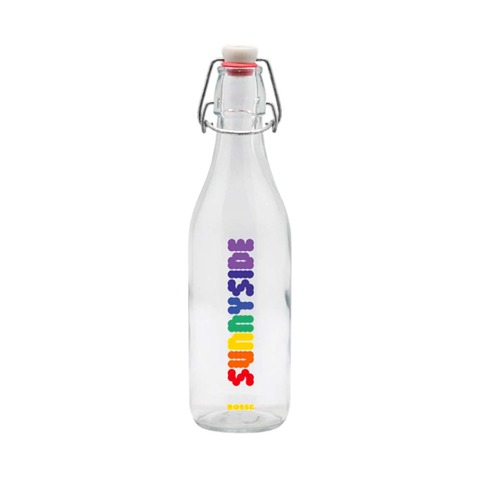 Sunnyside by Bosse - glass bottle - shop now at Bosse store